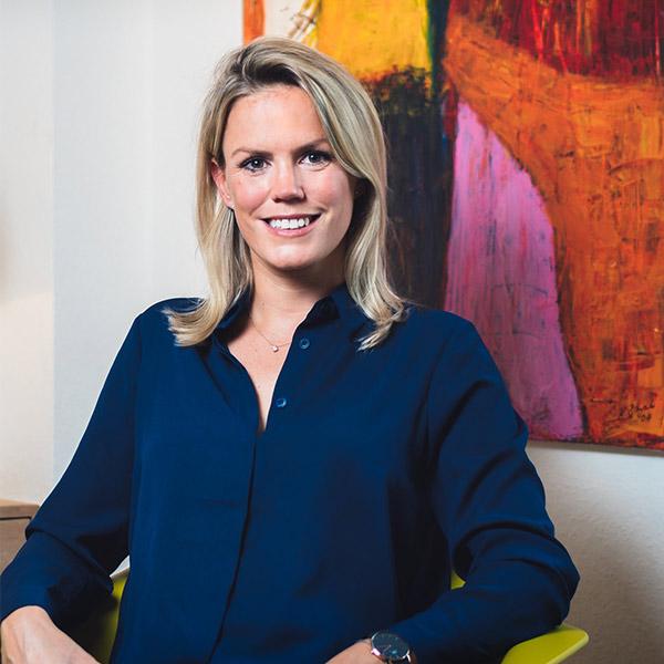 Laura Kuchenbuch - Vorstand Verein Psychologie und Gesundheit Aachen